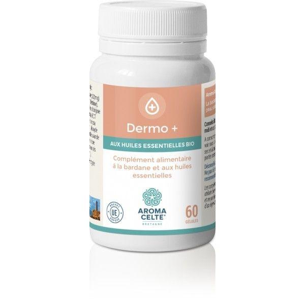 Aroma Celte Dermo+ - Avoir une belle peau - les-huiles-essentielles-bio
