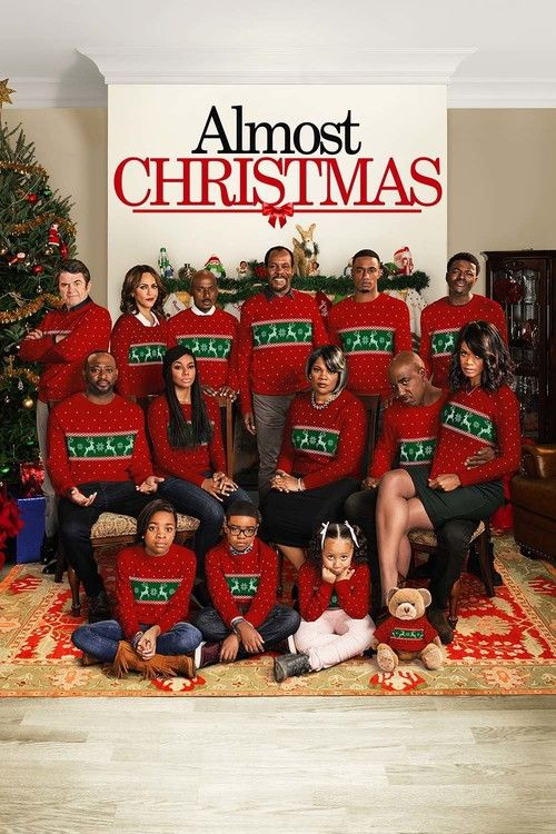 Almost Christmas Full Movie Online 2016