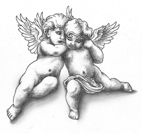 cherub tattoo - Google Search