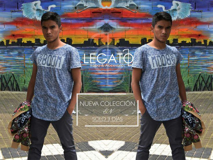 Estamos listos,  espera en tres días nuestra nueva colección!!!! Prendas increíbles y pocas referencias disponibles!!!  #nuevacoleccion #newcolection #menswear #hombre #newarrivals #summer #boom #Tropico