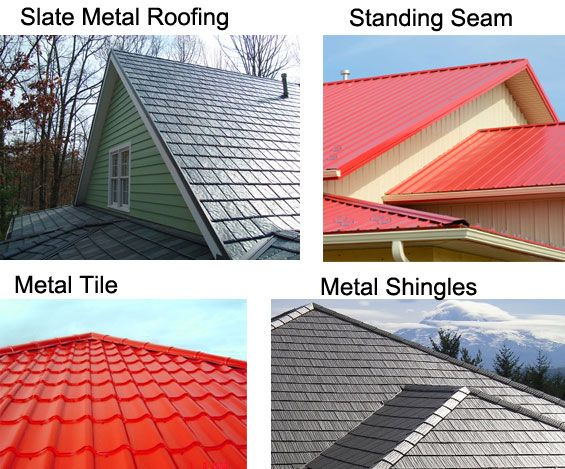 Metal Roof Types 1826 Metal Roof Shingles Types 565 X 469 Jpg 565