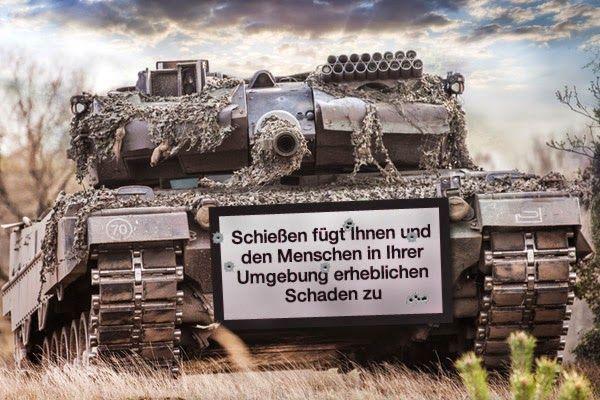 Bundesregierung beschließt, deutsche Waffenexporte mit Warnhinweisen zu versehen