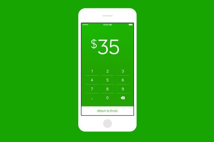 Square Cash - Send cash via email.