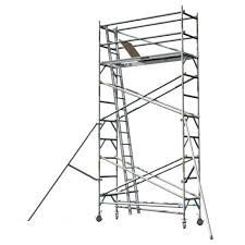 Scaffolding Ladders - Scaffolding Products Suppliers in Mumbai