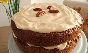 Felicity's perfect carrot cake