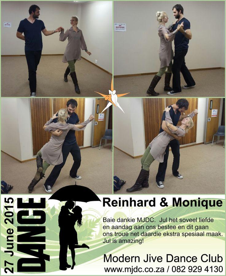 Congratulations Reinard & Monique! www.mjdc.co.za