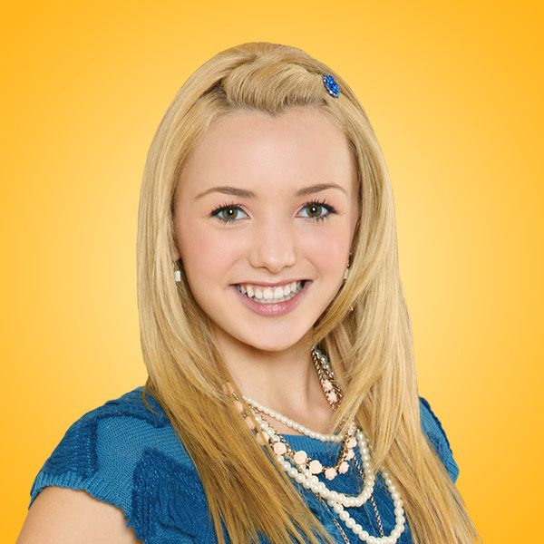 Peyton List as Emma Ross on JESSIE is sooooooooo pretty!!!!
