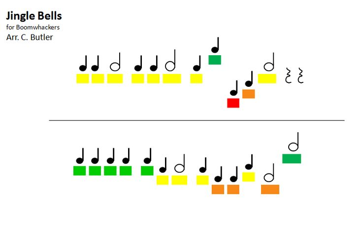 It seems that I have gone Boomwhackers crazy! And it also seems as if I'm arranging all my classroom tunes for instruments! I figured, why ...