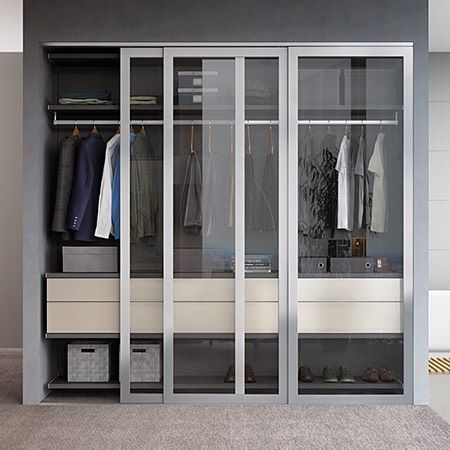 Attractive Love The Glass Doors On This Closet! California ...