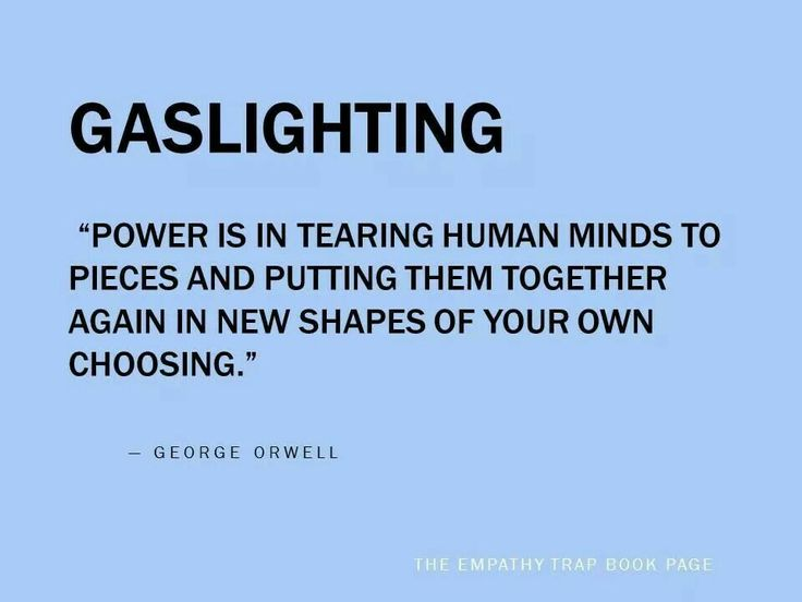 gaslighting - photo #5