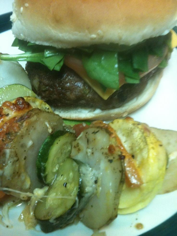 Cheeseburger Stuffed Zucchini Recipe — Dishmaps