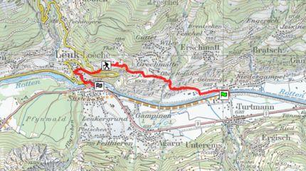Stockweg, randonnée sur le versant ensoleillé du Valais - Suisse Tourisme