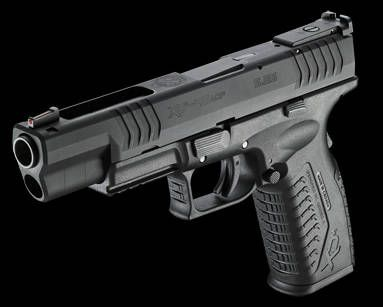 Springfield XD-M .45 ACP Competition