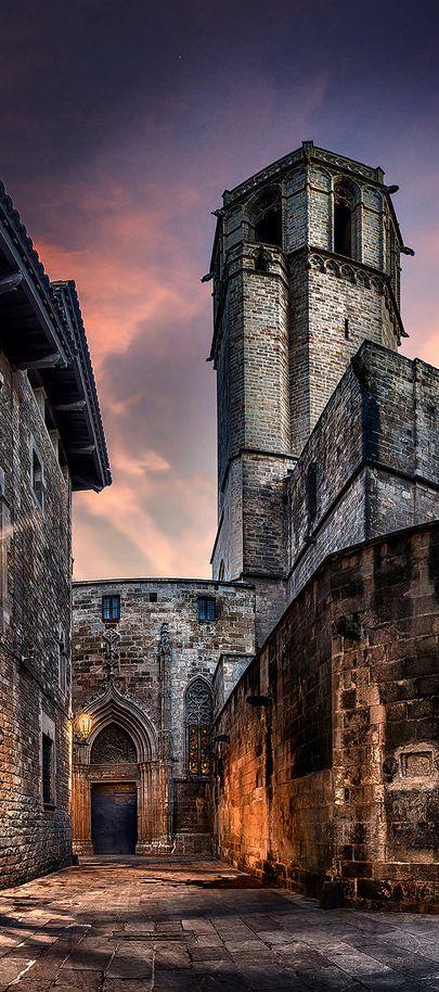 Gothic quarter, Barcelona, Catalonia