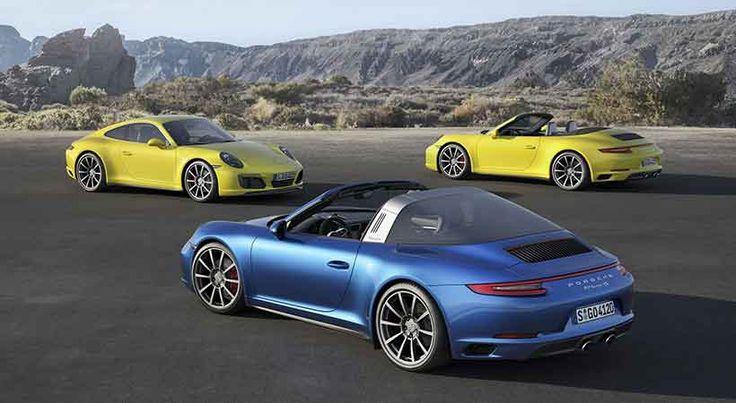 Porsche 911 Carrera 4 2017 y Porsche 911 Targa 4 2017 - http://autoproyecto.com/2015/10/porsche-911-carrera-4-2017-y-porsche-911-targa-4-2017.html?utm_source=PN&utm_medium=Pinterest+AP&utm_campaign=SNAP