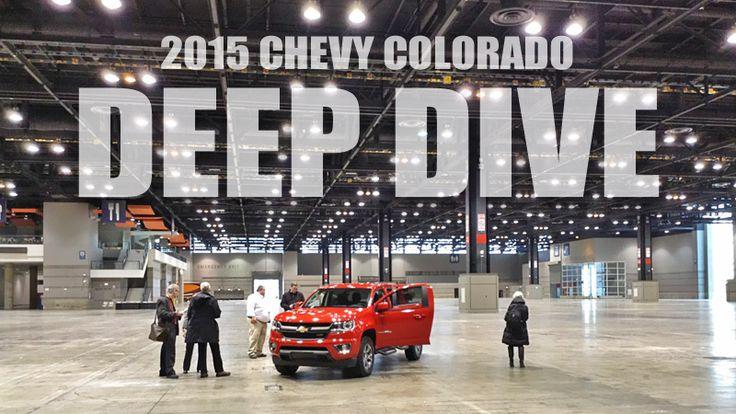 2015 Chevy Colorado:  Deep Dive Super Gallery (18 Photos)