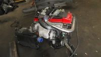 Ford Falcon BA XR6 Turbo Engine Complete with 4 speed Automatic Trans 2003