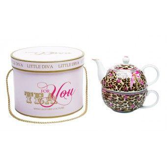 Little Diva - Tea for one - Gift set - 370 ml - GBP 25,95 - #Gift