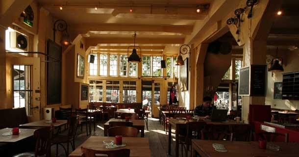 CAFE KOBALT - Singel 2 a , Amsterdam .:::