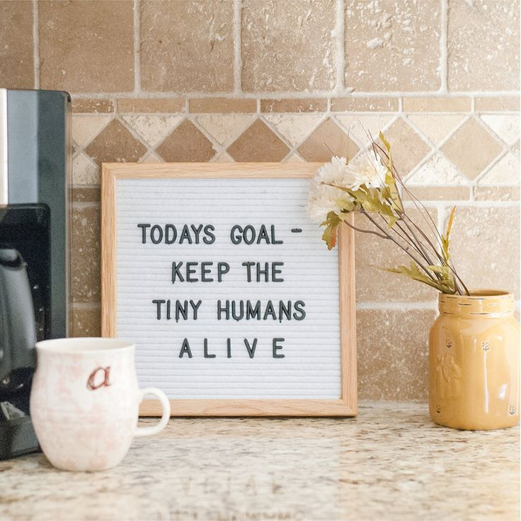 AmazonSmile : White Felt Letter Board 10x10 Inches. Changeable Letter Boards Include 300 Black Plastic Letters & Oak Frame. : Office Products