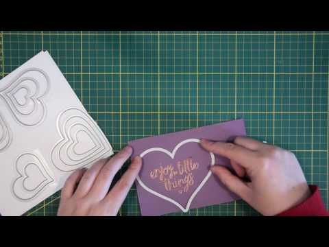 Video Vrijdag: Enjoy the Little Things - Het Knutsellab - Stampin Up #stampinup #crafts #knutselen #stempelen