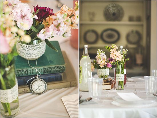 french infused bridal shower ideas