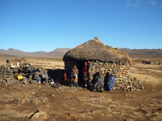 Photo of Sani Pass, Lesotho