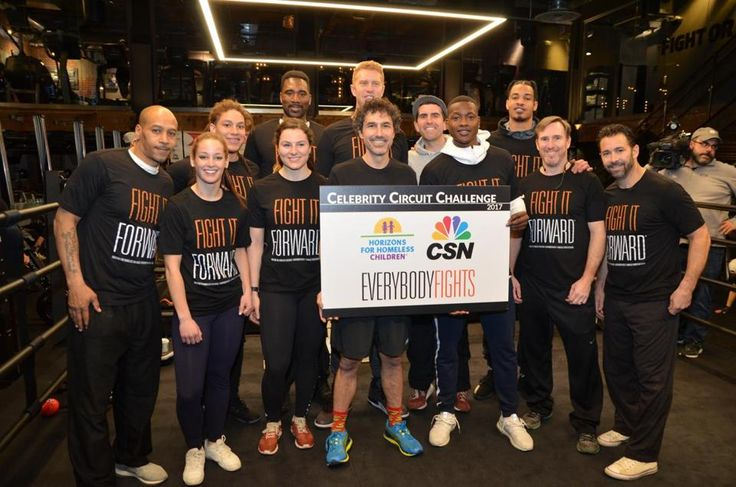 Local personalities participate in Celebrity Circuit Challenge From left: Dana Barros, Victoria Spadaro, Josh Hawkins, Elli Terwiel, Leon Powe, Ethan Zohn, Brian Scalabrine, Nick Stevens, Terry Rozier, Gerald Green, Tom Curran, and Lou Merloni. ByEmily SweeneyGLOBE STAFFMARCH 30, 2017 CSN New England recently teamed up withGeorge Foreman IIIof EverybodyFightsto host the second annual Celebrity Circuit Challenge. Proceeds from the event …