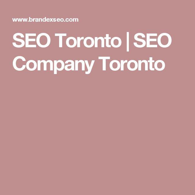 SEO Toronto | SEO Company Toronto
