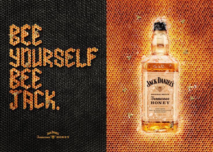 Jack Daniel's Honey on Behance