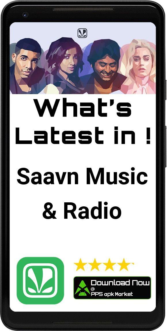 Saavn App Download