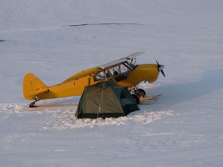 Backcountry Super Cub Aircraft