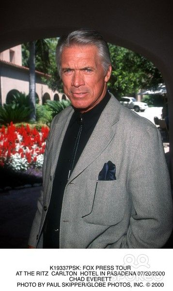 Chad everett gay bisexual