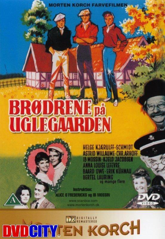Brødrene på Uglegården (1967). En ung mand kommer hjem til sin onkels gård, for at hjælpe ham. Det viser sig dog at onklen er dybt forgældet.