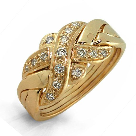 puzzle wedding rings 37 best puzzle rings images on puzzle ring 6927