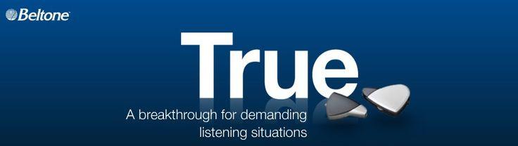 Sebuah Terobosan untuk Tuntutan Situasi mendengar Beltone True menawarkan beberapa fitur alat bantu dengar yang paling canggih yang ditujukan kepada aktifitas penderita gangguan pendengaran setiap ...