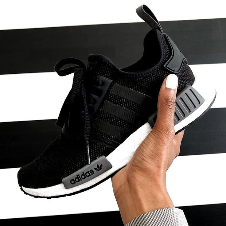 black nmd adidas womens