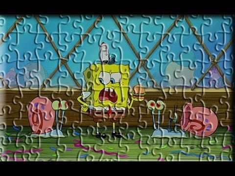 Sponge Bob Puzzle Games For Kids - Kids Puzzle Games Hello guys, We want to share puzzle games for kids. These are jigsaw puzzle games for your kids. It help...