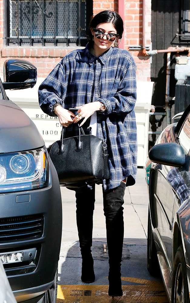 Kylie Jenner Casual Outfits 2014 Kylie Jenner...