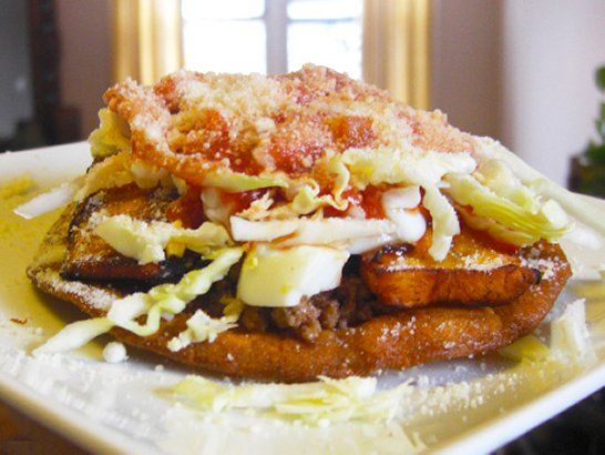 Honduran Enchiladas - Experience Honduras Traditional Food | Que Vida Rica