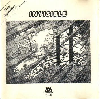 ROCKEROS: DISCOS  - INVISIBLE (Invisible, 1974)