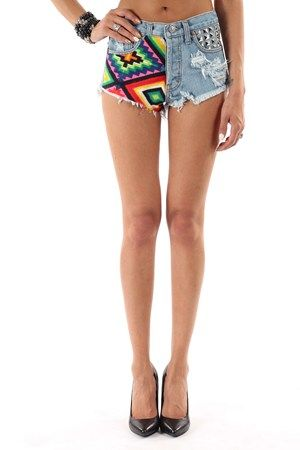 New in: jeans shorts from Runwaydreamz