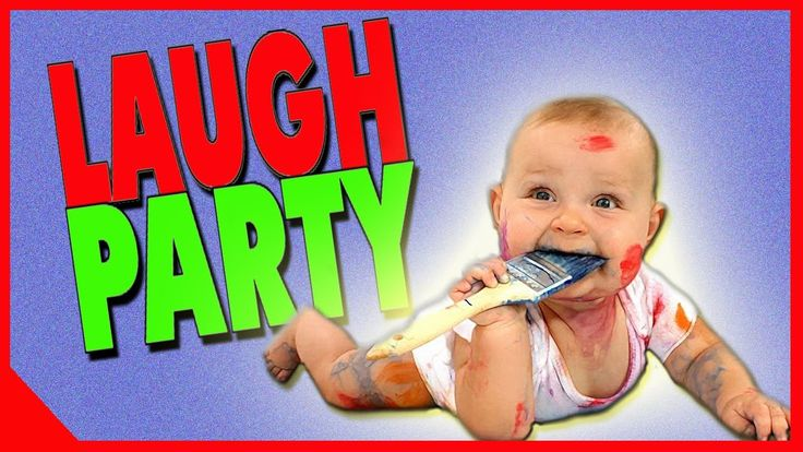 LAUGH PARTY with FUNNY KIDS