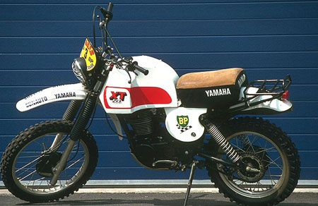 1979 Paris Dakar XT500