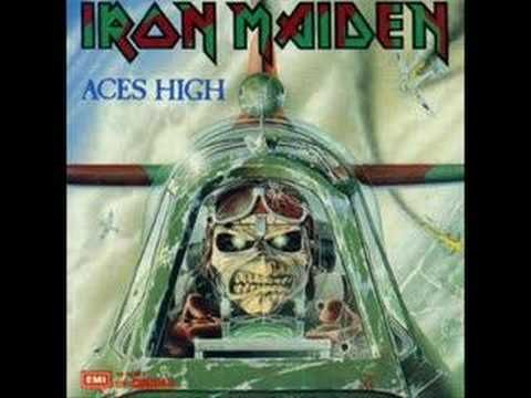 ▶ Iron Maiden - Aces High - About the battle for Britain.  Very passionate.