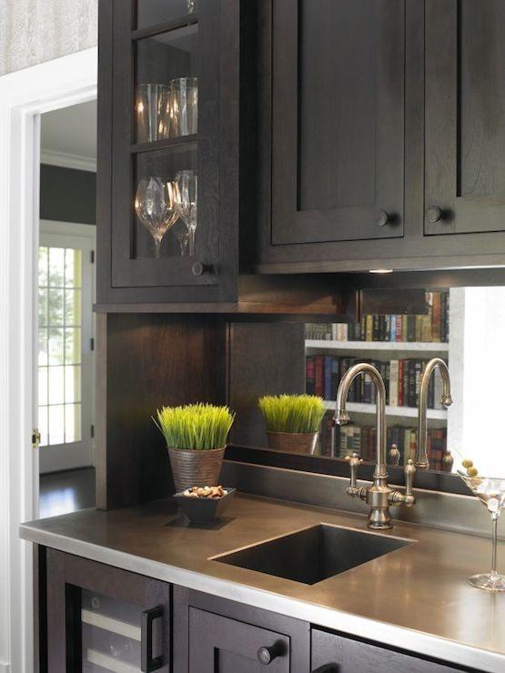 Christine donner kitchens kitchens wet bar wet bar for Wet kitchen ideas