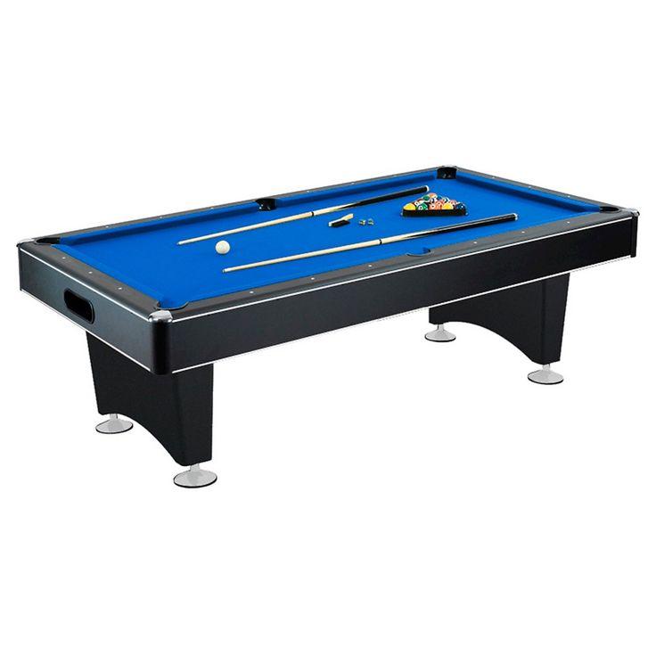 Hustler 7-ft Pool Table, Billiard Table