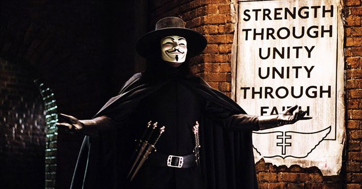 What the Guy Fawkes Is Going On?!
