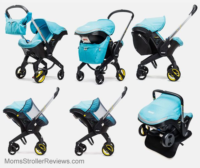 The Next Generation Doona Car Seat With Retractable Stroller Wheels Someday Nursery Baby Seats Strollers