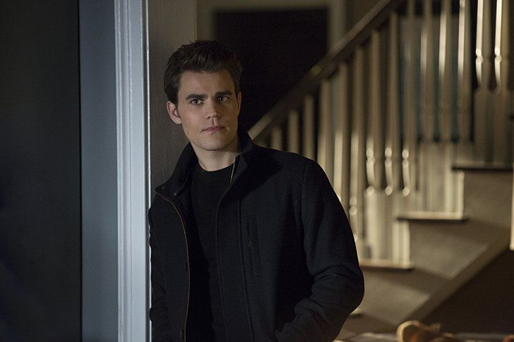 Pin for Later: How Old Are the Actors on The Vampire Diaries? Stefan Salvatore (Paul Wesley) Stefan's Age: 17/169 Paul's Age: 34